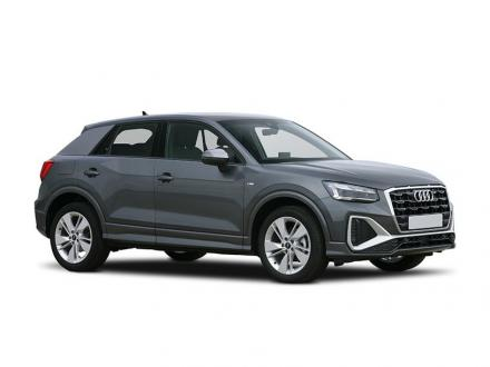 Audi Q2 Estate 35 TFSI Black Edition 5dr S Tronic [C+S]