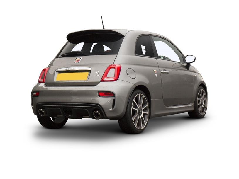 Abarth 595 Hatchback 1.4 T-Jet 180 Essesse 3dr