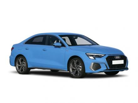 Audi A3 Saloon 30 TFSI S line 4dr S Tronic [Comfort+Sound]