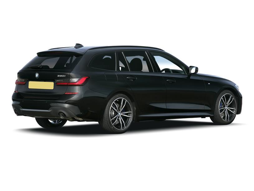 BMW 3 Series Diesel Touring 330d MHT M Sport 5dr Step Auto [Pro Pack]