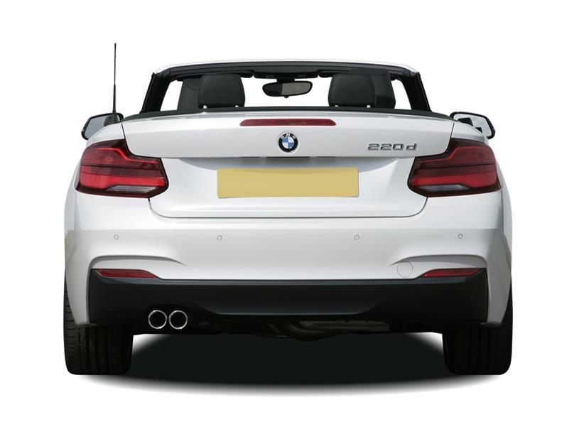 BMW 2 Series Convertible 218i [2.0] SE 2dr [Nav]