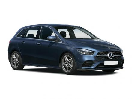 Mercedes-benz B Class Hatchback Special Editions B200d Exclusive Edition 5dr Auto
