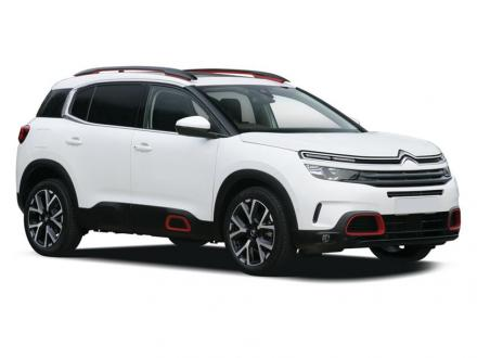 Citroen C5 Aircross Diesel Hatchback 1.5 BlueHDi 130 Shine Plus 5dr EAT8