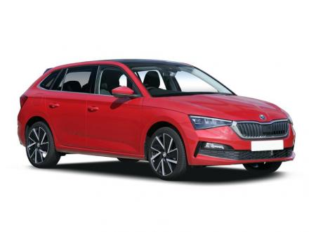 Skoda Scala Hatchback 1.0 TSI 110 SE Technology 5dr