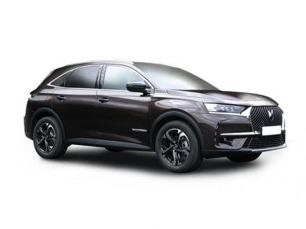 Ds Ds 7 Crossback Hatchback 1.6 PureTech Performance Line + 5dr EAT8