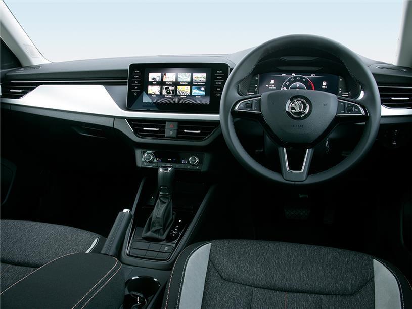 Skoda Kamiq Hatchback 1.0 TSI 95 SE Drive 5dr