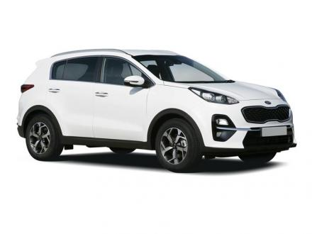 Kia Sportage Estate Special Edition 1.6 CRDi 48V ISG JBL Black Edition 5dr