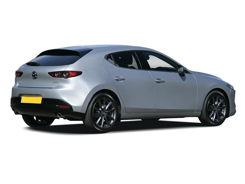 Mazda Mazda3 Hatchback 2.0 e-Skyactiv X MHEV [186] GT Sport Tech 5dr Auto