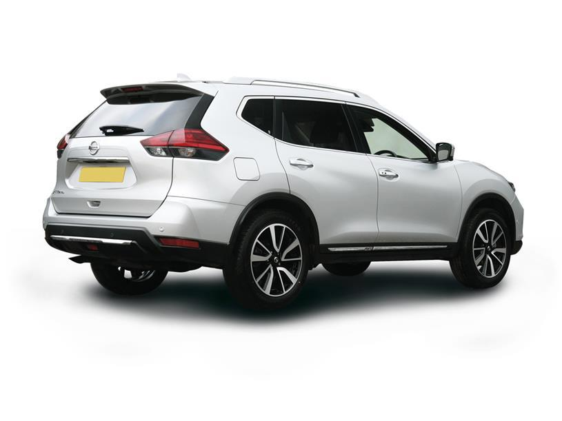 Nissan X-trail Station Wagon 1.3 DiG-T 158 Visia 5dr DCT