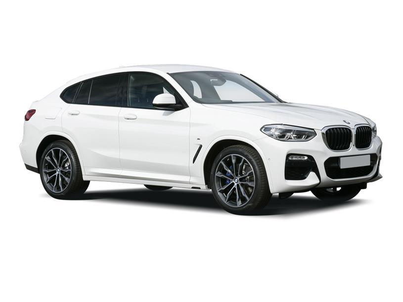 BMW X4 Diesel Estate xDrive20d MHT M Sport 5dr Step Auto [Tech/Pro Pk]