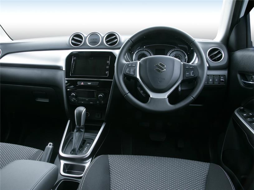 Suzuki Vitara Estate 1.4 Boosterjet 48V Hybrid SZ5 ALLGRIP 5dr Auto