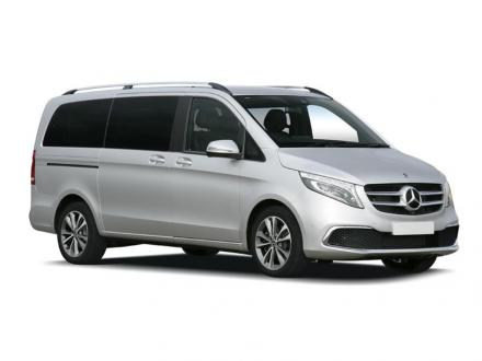 Mercedes-benz V Class Diesel Estate V300 d 237 Marco Polo AMG Line 4dr 9GT [Long]