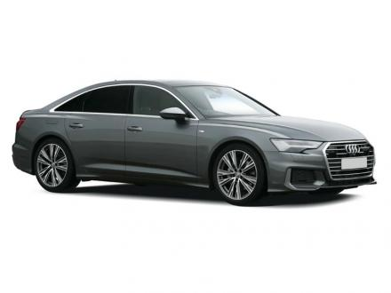 Audi A6 Saloon 50 TFSI e 17.9kWh Qtro Sport 4dr S Tronic [C+S]