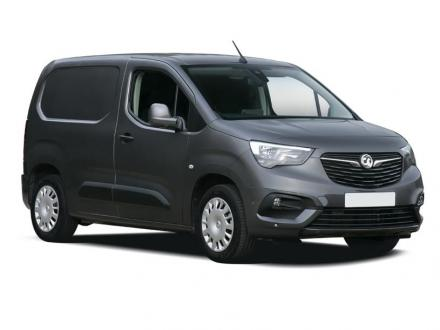 Vauxhall Combo Cargo L1 Diesel 2300 1.5 Turbo D 75ps H1 Dynamic Van
